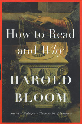 How to Read and Why Harold Bloom - Café Literario